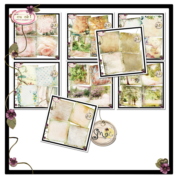 Fantasy Paper Factory bundle 1